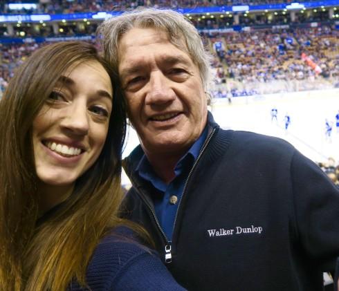 Carolina at Toronto fans