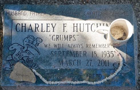 Charley Grumps Hutchins