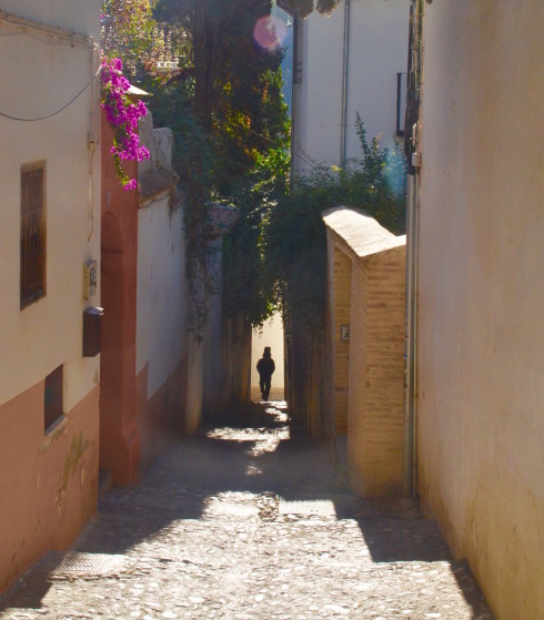 Exploring Albaicin
