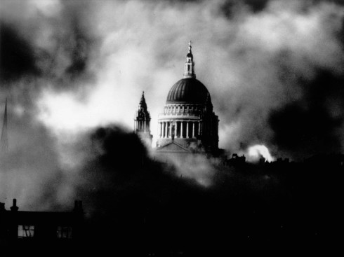 The Blitz and St. Paul's Cathedral