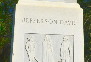 Bust of Jefferson Davis
