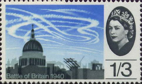 St. Paul's Cathedral Battle of Britain stamp