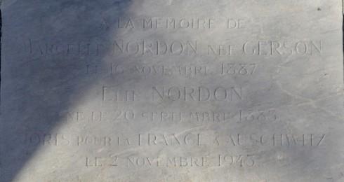 Elie Nordon - Montparnasse Cemetery