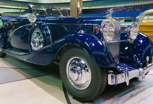 Mullin Automotive Museum 1935 Hispano Suiza