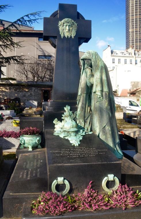 Jean-Marie Hatier - Montparnasse Cemetery