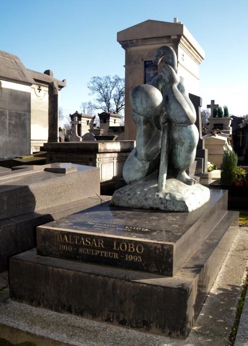 Baltasar Lobo - Montparnasse Cemetery