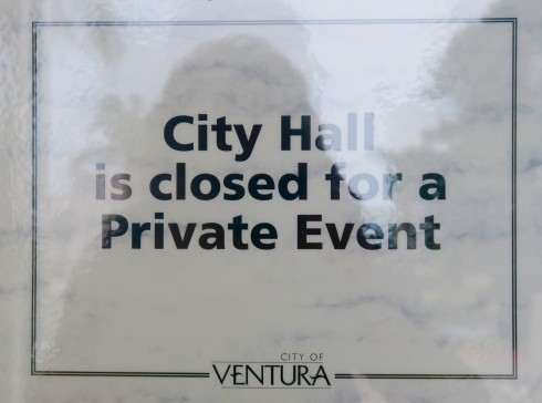 City Hall is Closed