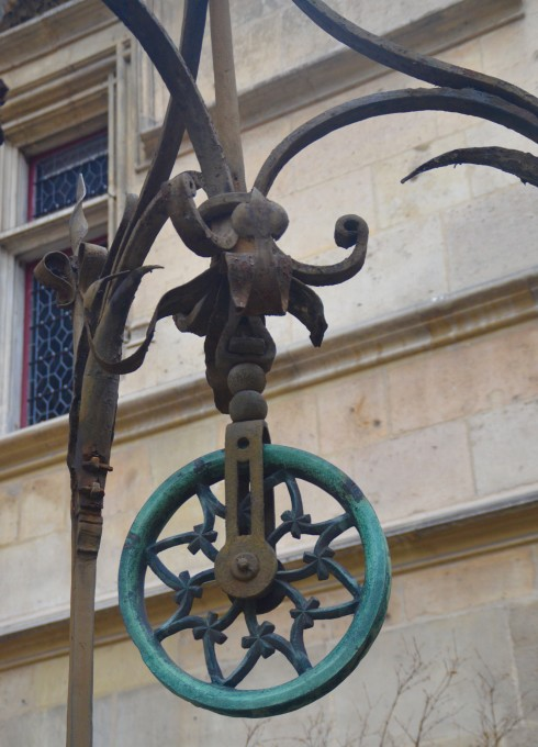 Cluny Museum Well Pulley
