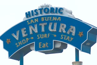 Welcome to Historic Ventura, California