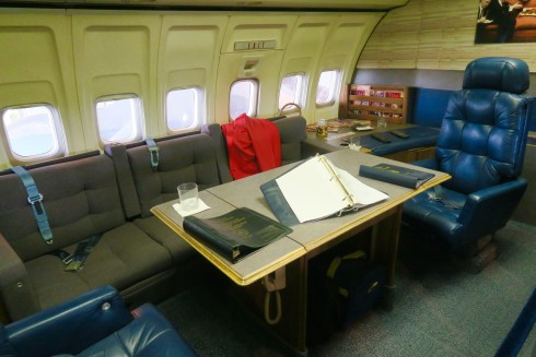 Meeting Area, Air Force One