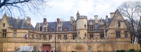 Latin Quarter Paris Musee de Cluny