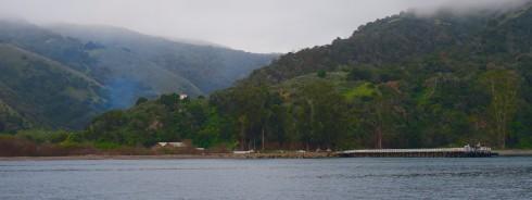 Prisoner's Harbor Santa Cruz Island