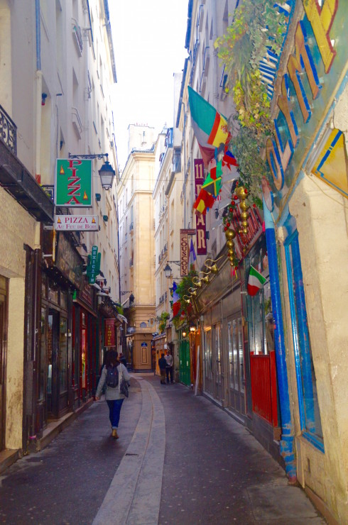 Latin Quarter Paris - Rue Xavier Privat