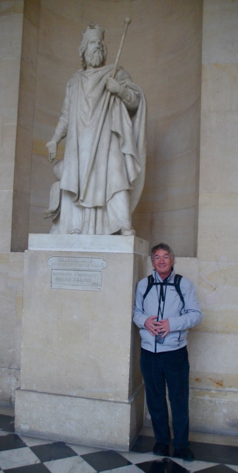 Charlemagne at Versailles