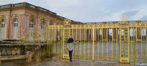 Visiting Versailles - Gates of the Grand Trianon