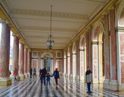 Peristyle - Grand Trianon