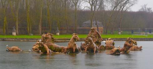 Fountain of Apollo - Versailles