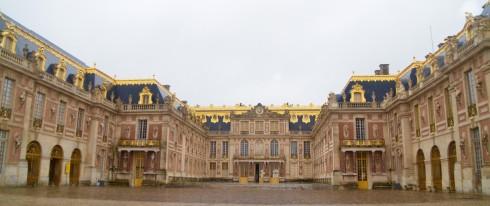 The Grand Palace at Versailles