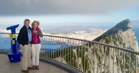 Rock of Gibraltar Observation Platform