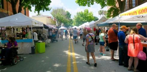 Farmer's Market, Lakeland Florida