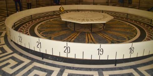 Foucault's Pendulum, Pantheon Paris