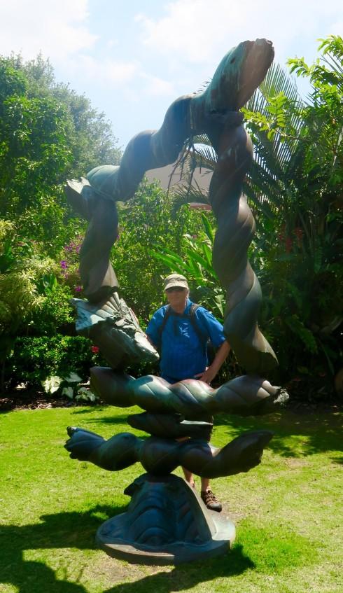 Hollis Garden Sculpture, Lakeland Florida