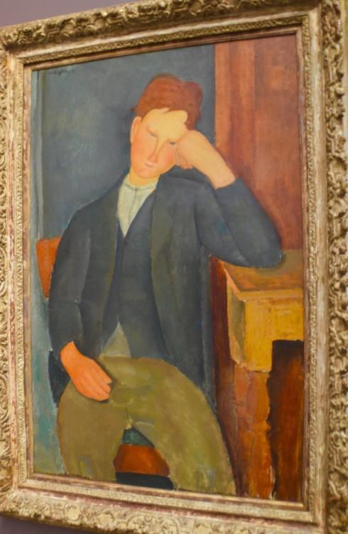 Modigliani - The Young Apprentice