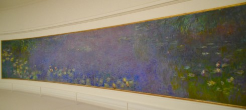 Monet - Water Lilies - Morning