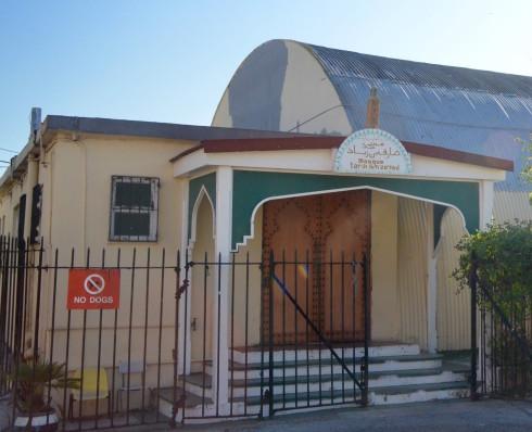 city of Gibraltar mosque