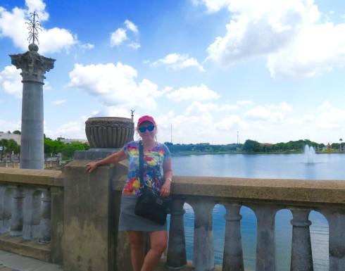 On the Terrace, Lakeland Florida