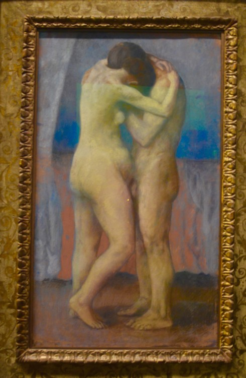 Picasso - The Embrace - The Orangerie