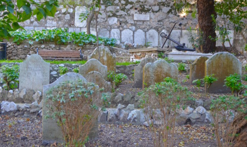 Trafalgar Cemetery, City of Gibraltar