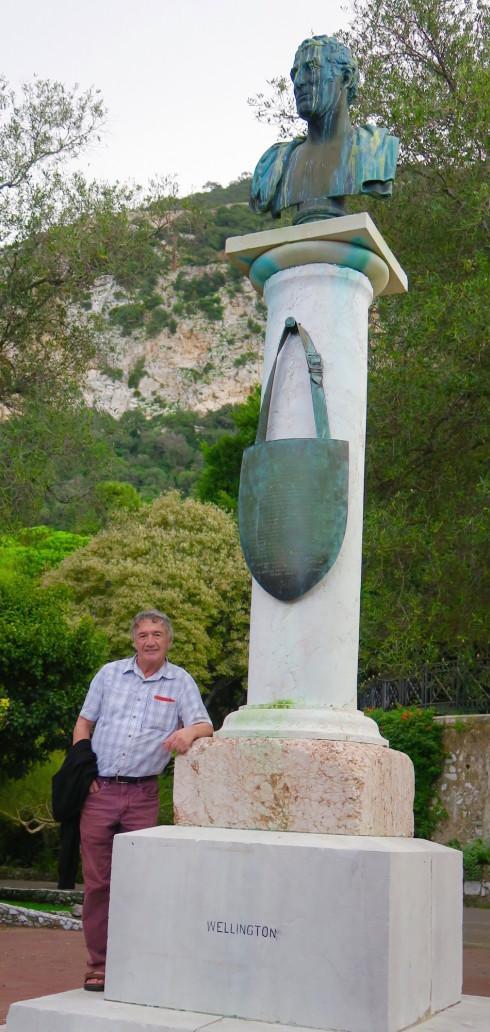 , city of GibraltarWellington Monument