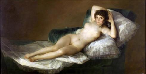 Goya - Naked Maja