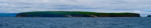 Approaching Hereford on the Bird Islands Nova Scotia