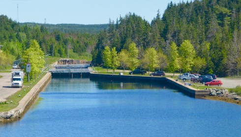 St. Peters Canal, Nova Scotia