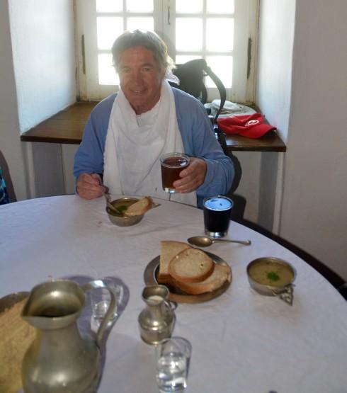 A Fine Meal at Hotel de la Marine