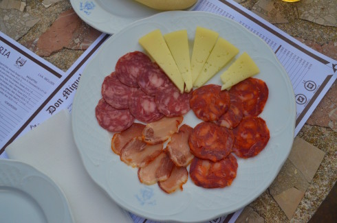 Andalusian sausages