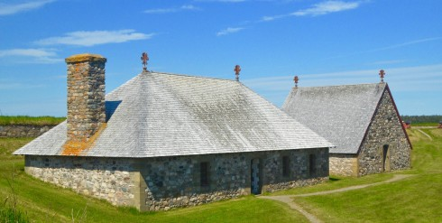 Arsenal at Fortress Louisbourg
