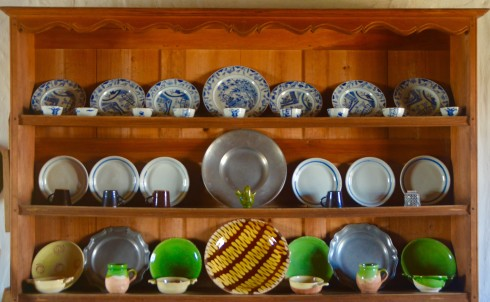 Authentic Kitchenware in Fortress Louisbourg