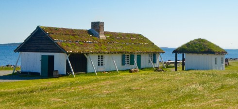 Fisherman's Home at Fortress Louisbourg