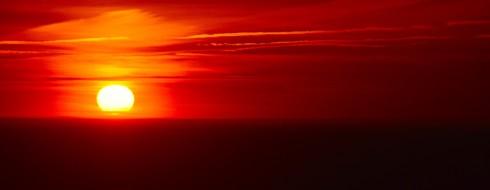 Sunset on the Skyline Trail