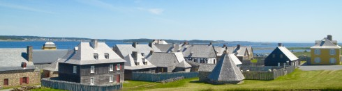 Inside Fortress Louisbourg