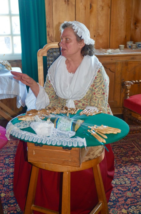 Fortress Louisbourg Servant