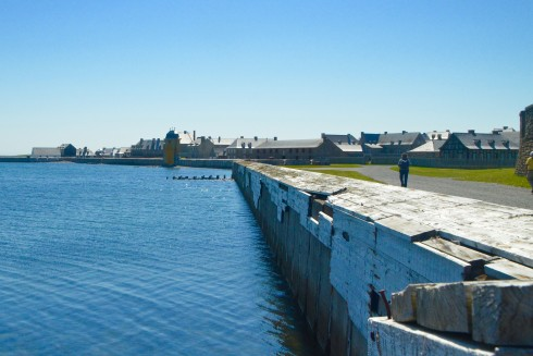 Fortress Louisbourg Waterfront