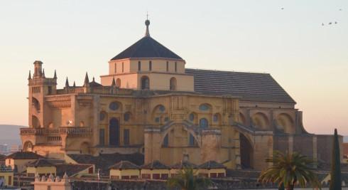 Mezquita from Balcon de Cordoba