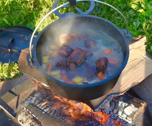 Beef Stew at Fortress Louisbourg