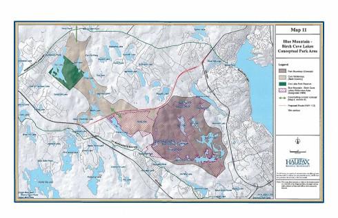 Birch Cove Lakes Controversy