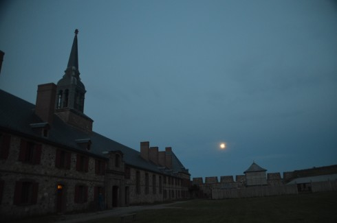 Time to go Ghost Hunting at Fortress Louisbourg