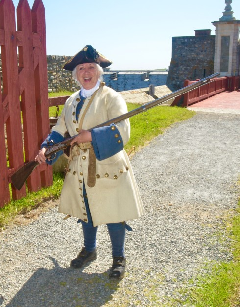 Welcome to Fortress Louisbourg